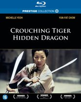 Crouching Tiger, Hidden Dragon  (Blu-ray + DVD Combopack)