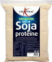 Lucovitaal - Functional Food Soja Proteïne Poeder- 1000 gram - Eiwitshake - Supplement