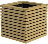 Hillhout - Elan bloembak Excellent 60 - Vuren - 60x60x60 cm