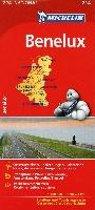 Michelin Nationalkarte Benelux 1:400 000