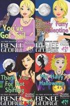 Peculiar Mysteries Books 1 - 4