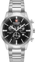 SWISS MILITARY HANOWA Chrono Classic horloge  - Zilverkleurig