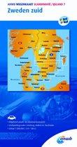 ANWB wegenkaart - Scandinavië /IJsland 7. Zweden zuid