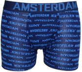 Boxershort  3 pak Amsterdam maat XL