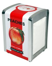 Tissue Dispenser Peach