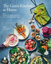 Boek cover The green kitchen at home van David Frenkiel (Hardcover)