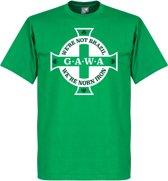 Noord Ierland Iron T-Shirt - M