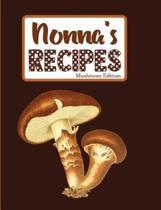 Nonna's Recipes Mushroom Edition