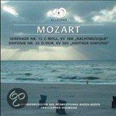 Mozart: Serenade No.12, K.388; Symphony No.35