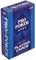 Pro Poker Plastic Speelkaarten - Kaartspel