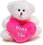 Valentijn wit beertje