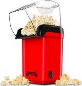 Gadgy Popcorn Machine - hete lucht - 1200 watt - 27 cm