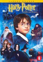 HP1: PHILOSOPHER'S STONE /S DVD NL