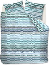 Beddinghouse Gail - Dekbedovertrek - Lits-jumeaux - 240x200/220cm - Blauw