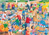 Supermarket Dash 250 XXL House of Puzzles