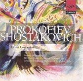 Prokofiev, Shostakovich: Violin Concertos