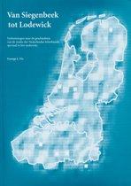 Van Siegenbeek tot Lodewick : verkenningen naar de geschiedenis van de studie der Nederlandse letterkunde, speciaal in het onderwijs