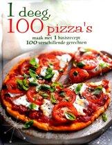 1 deeg 100 Pizza's