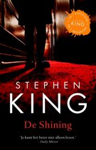 Boek cover De Shining van Stephen King (Paperback)