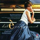 Rachmaninov: Piano Concerto no 2 etc / Grimaud, Ashkenazy, Philharmonia