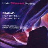 Vladimir Jurowski Conducts Brahms Symphonies Nos.
