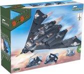 BanBao 3 in 1 gevechtsvliegtuig