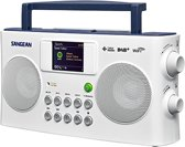 Sangean WFR-29C - Digitale DAB+ radio - Wit