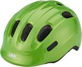ABUS Junior Helm Smiley 2.0 Sparkling Green