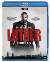 Luther Complete Collection - Seizoen 1-5