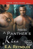A Panther's Kiss [Peyton City 2] (Siren Publishing Classic Manlove)