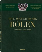 Boek cover The Watch Book Rolex van gisbert brunner (Hardcover)