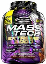Mass Tech Extreme 2000 3180gr Triple Choco Brownie