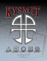 Kysmit Core Book - Rpg