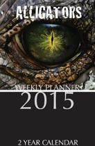 Alligators Weekly Planner 2015
