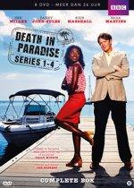 Death In Paradise - Seizoen 1 t/m 4