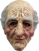 """""""3/4 Masker oude man Halloween  - Verkleedmasker - One size"""""""