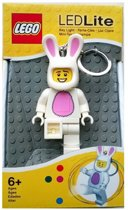Lego: Classic Bunny Suit Guy Key Light with batteries