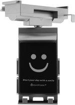 Soundmaster TH21 Universele smartphone / tablet houder voor keukenonderbouw radio's