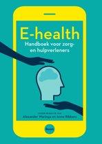 E-Health Handboek voor zorg en hulpverleners