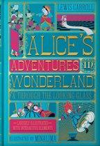 ALICES ADVENTURES IN WONDERLAND & THR