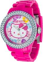 Hello Kitty NLHK20013 Horloge 40 mm - Kunststof