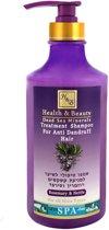 Anti-Dandruff Shampoo - Parabenfree - 780 ml