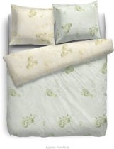 HnL Living Apples - Dekbedovertrek - Velvet Touch - Litsjumeaux - 240 x 200/220 - Multi