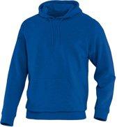 Jako Team Sweater met Kap - Sweaters  - blauw kobalt - 5XL