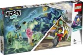 LEGO Hidden Side Paranormale Interceptiebus 3000 -