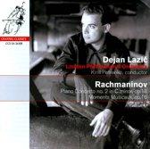 Piano Concerto No.2 / Moments Musicaux Op.16