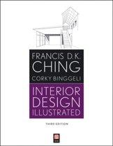 Interior Design Illustrated, Third Edition