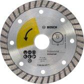 Bosch diamantschijf universal turbo top - 125 mm