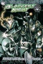 Blackest Night Rise Of The Black Lanterns TP