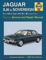 Jaguar XJ6 & Sovereign Owners Workshop Manual